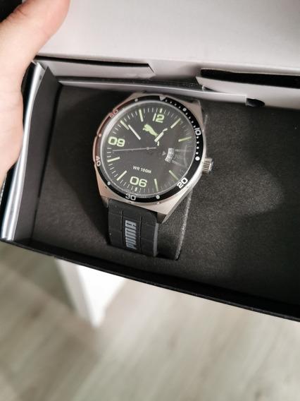 Reloj Puma Day Essential Negro
