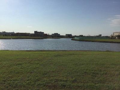 Dueño Vende Lote A Laguna Con Amplia Vista A Espejo De Agua