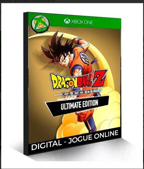 Dragon Ball Z: Kakarot - Edição Definitiva X Box One