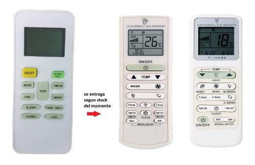 Control Remoto Aire Acondicionado Para Midea Rn02a/b Surrey