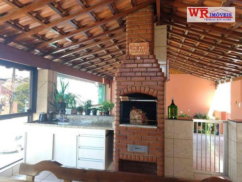 Imagem 1 de 19 de Casa Com 3 Dormitórios À Venda, 122 M² Por R$ 530.000,00 - Taboão - Diadema/sp - Ca0348