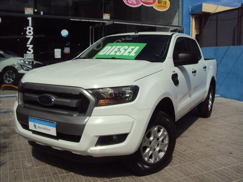 Ford Ranger Xls 3.2 2016 70.000 Kms Service Recien Hecho