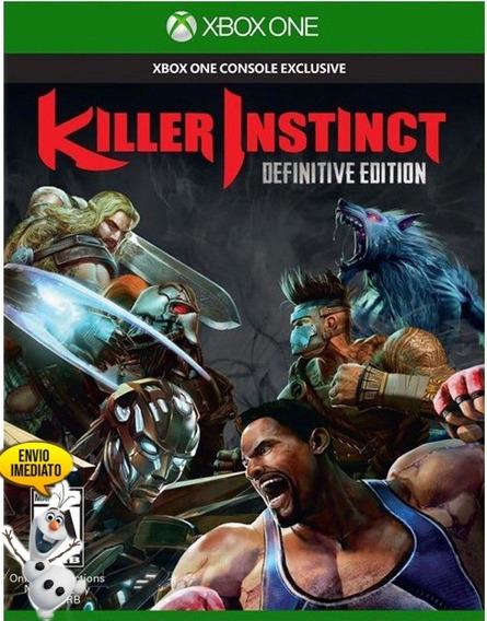 Killer Instinct Edição Definitiva 25 Dígitos (ice Games)