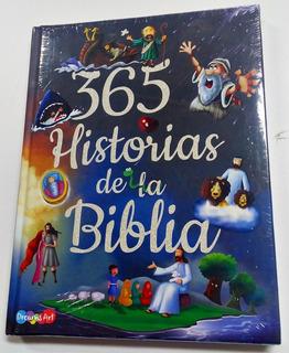 Libro 365 Historias De La Biblia Cuentos