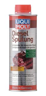 Limpiado De Inyección Diesel Liqui Moly Aditivo