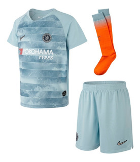 Camisa Chelsea Hazard Infantil 18/19 - Promoção