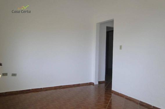 Casa Com 2 Dormitórios Para Alugar, 80 M² Por R$ 900/mês - Recanto Do Itamaracá - Mogi Guaçu/sp - Ca1547