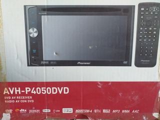 Reproductor Dvd Pioneer Avh-p4050dvd Con Tv Turner Boss