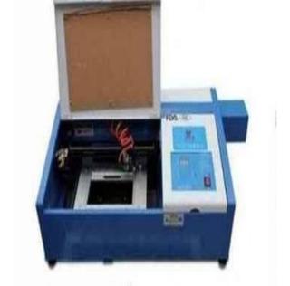 Maquina De Gravar E Cortar A Laser 3020 P/ Mdf, Acrilico