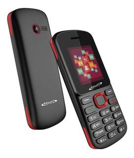 Celular Infinity W201 32mb Dual Chip Preto/vermelho