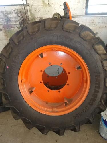 Imagen 1 de 6 de Cubierta Fate Tractor Con Y Sin Llanta  10 Telas 18-4-34