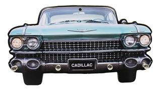 Porta Chaves Carros Veículo Antigos Decoração Placa Cadillac