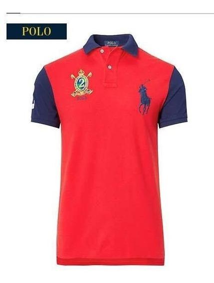Camisetas Polo Ralph Lauren (varios Colores)