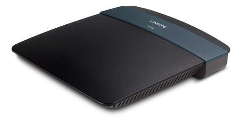 Router Linksys EA2700 negro 1 unidad