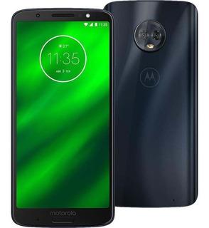 Motorola Moto G6 Plus Dual Sim 64gb 4gb Ram Libre De Fabrica