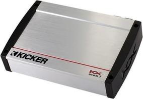 Amplificador Kicker Zx2500 1 100% Funcional !!!! - Audio para Autos