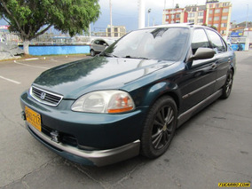 Honda Civic Ex Vtec At 1600cc