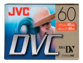 Fita De Video Mini Dv M-dv60 Jvc