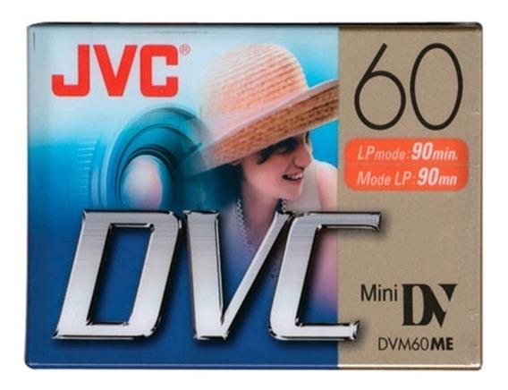 Fita De Video Mini Dv M-dv60 Jvc