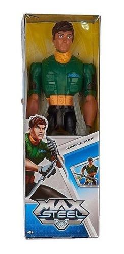 Max Steel Figura Básica Varios Modelos