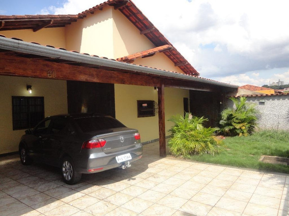 Casa Residencial À Venda Serrano Belo Horizonte. - Ibh840