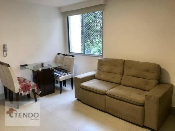 Apartamento 52 M² - 2 Dormitórios - São José - São Caetano Do Sul/sp - Ap0904