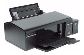 Impresora Epson L805 Wifi + Tinta Fotográfica Alemana Ocp