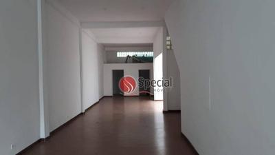 Ótimo Salão Comercial, Com Sobreloja-lado Do Ceret-analia Franco - Sl0518