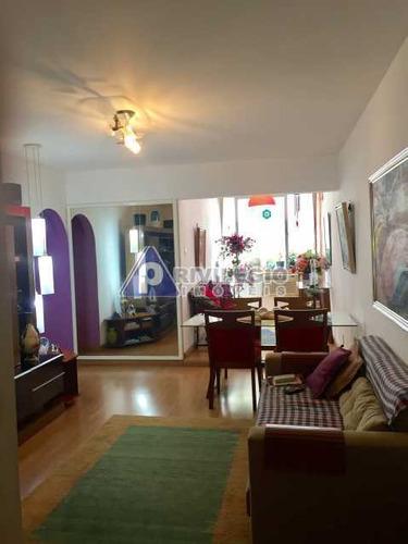 Apartamento À Venda, 3 Quartos, 1 Vaga, Copacabana - Rio De Janeiro/rj - 7097