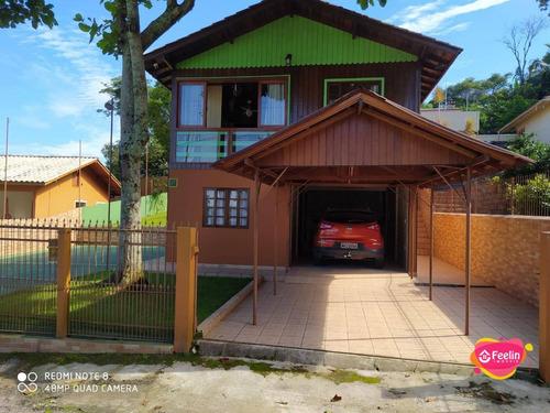 Imagem 1 de 30 de Casa Com 2 Dormitórios À Venda, 150 M² Por R$ 640.000,00 - Ribeirão Da Ilha - Florianópolis/sc - Sc - Ca0111_feelin