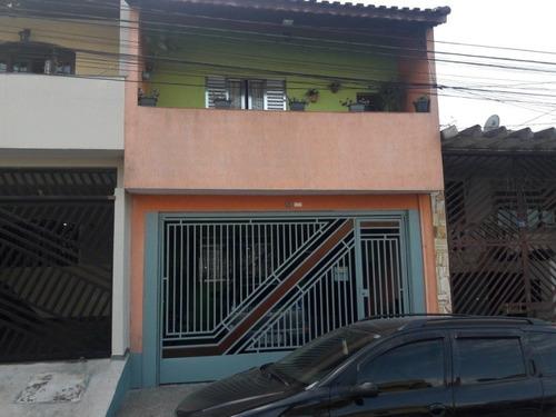 Sobrado Para Venda Por R$470.000,00 Com 168m², 2 Salas, 3 Banheiros E 2 Vagas - Cidade Jardim Cumbica, Guarulhos / Sp - Bdi23918