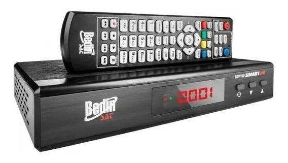 Receptor Digital Analógico Hd Smart Bedin Sat Bs-9100
