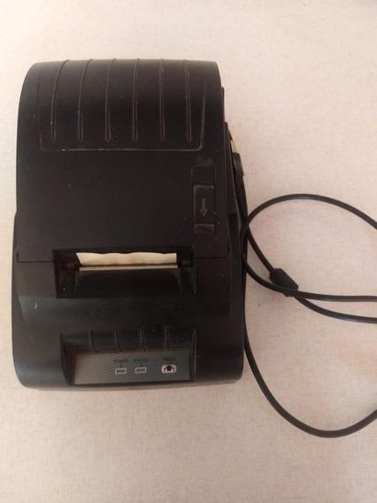 Impressora Térmica Paralela 58mm Oletech Ot100 Bobina 57mm