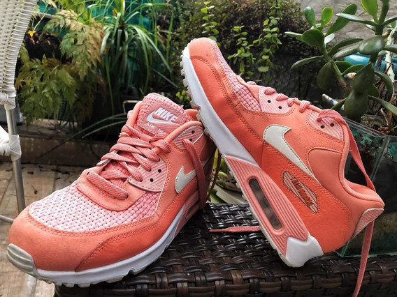 Tênis Nike Air Max Tam 37 Salmao