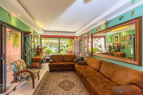 Imagem 1 de 30 de Casa  Com 4 Dormitório(s) Localizado(a) No Bairro Jardim Hípico Em São Paulo / São Paulo  - 6765