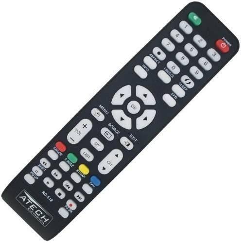 Controle Remoto Tv Lcd / Led Cce Rc-512 / L2401/d-32/d-42