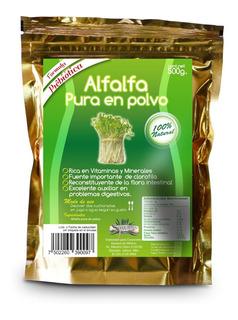 Alfalfa 100% Pura 500 Grs.