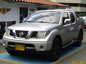 Nissan Navara High Lujo At 2500 4x4