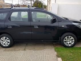 Chevrolet Spin Diesel Ltz 2014 7 Asiento