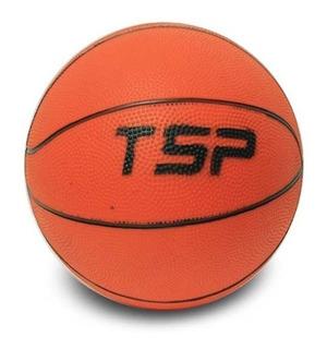 Pelota De Basquet De Goma Turby Basket Planeta Juguete