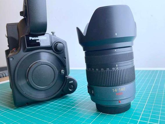 Filmadora Sdi Panasonic Full Hd Ag Af100