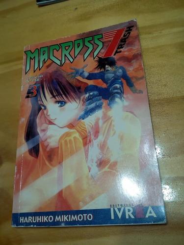 Macross 7 Trash #3 - Mikimoto - Ivrea 2001 - U