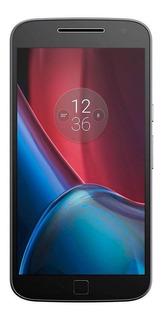 Motorola Moto G G4 Plus Dual SIM 32 GB Preto 2 GB RAM