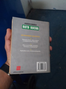 Minidicionario Ruth Rocha