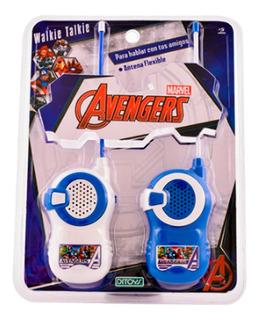 Avengers Walkie Talkie Full