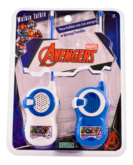 Avengers Walkie Talkie Full