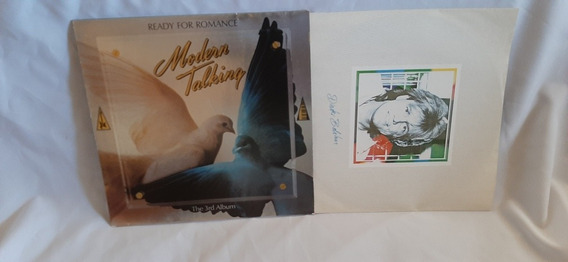 Modern Talking - Ready For Romance - 1986 - Usado