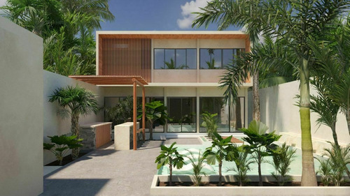 Imagen 1 de 11 de Preventa Residencia De Playa En Teclhac. Casa Larena