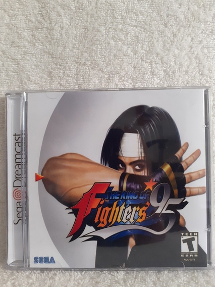 The King Of Fighters 95 Para Dreamcast - Patch