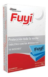 Fuyi Tabletas 16 Noches X 3 Cajas